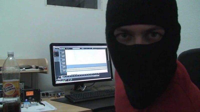 Blokkmonsta Smoky im Studio für Zu hart für den Markt TEIL 1