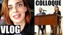 COLLOQUE DU C.E.P. SUR L'OCCIDENT MON INTERVENTION   VLOG