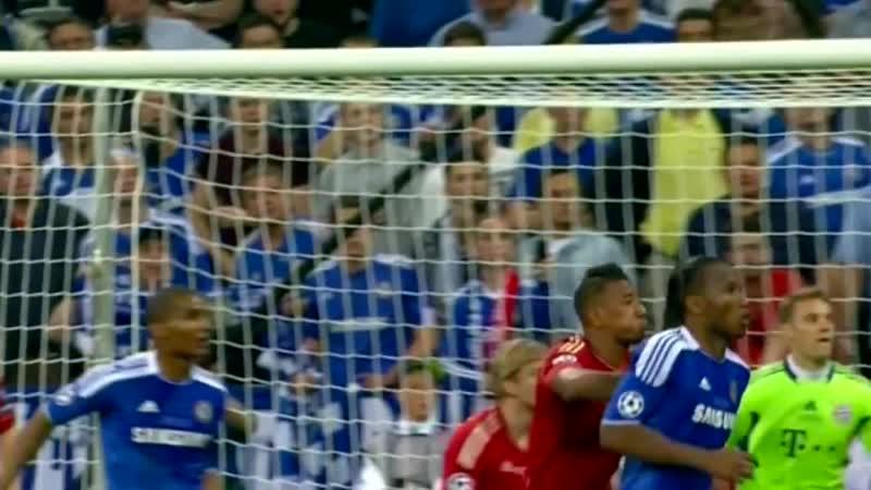 Финал Лиги Чемпионов 2011 12 гг Бавария vs Челси