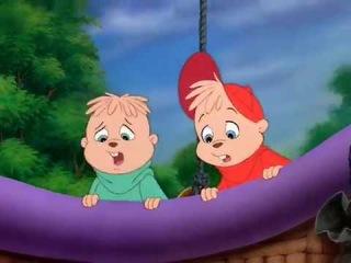NEW Cartoons alvin and the Chipmunks The Chipmunk Adventure \\ Сериал Элвин и бурундуки