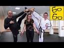Растяжка для ударов ногами — шпагат не нужен! Методика и упражнения от Сафонкина и Шаманина