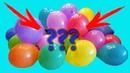 Веселое видео для детей Danya plays with Balloons Fun playtime