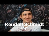 Kendall Schmidt's Fav KCA Moment on 10 Days of Kendall, Day 1