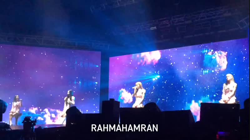 190119 BLACKPINK STAY @ BLACKPINK WORLD TOUR IN YOUR AREA in Jakarta day 1