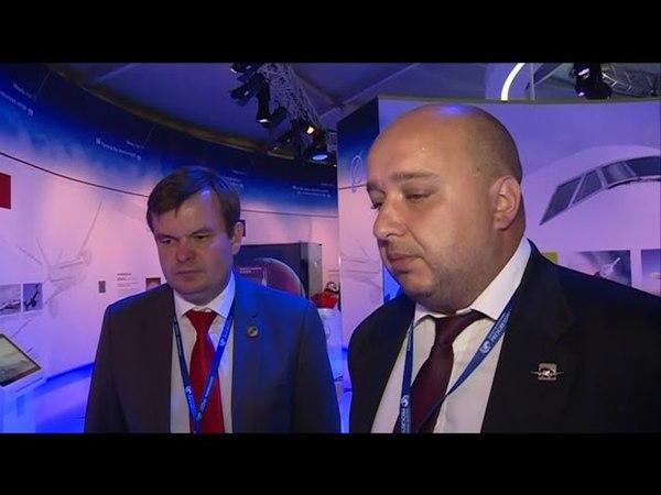 Гордость Украины: Ан-178 на авиасалоне в Фарнборо