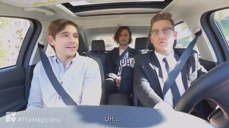 The Magicians: Uber Time With Papa Isaac
