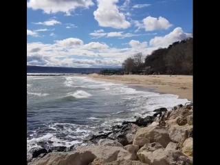 #Черноеморе #побережьеболгарии #набережная города #Варна #пляж #strand #beach #meer #blaksea #schwarzemeer #teremlux  http://ter