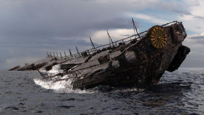 Осушить океан Крупнейшие военные корабли