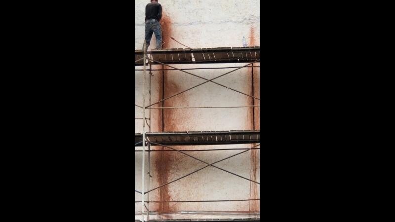 Резка стен под проемы окон