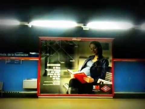 Metro de Madrid (L7) Avenida de la Ilustración - Peñagrande