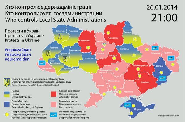 Мнения: Украинский кризис в российском бизнесе