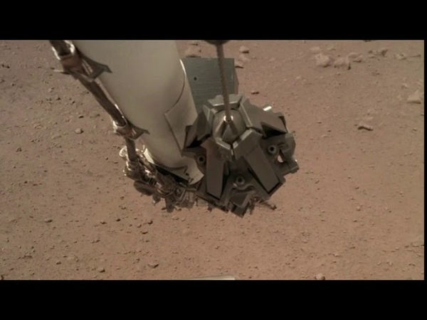 🔴 NASA RECORDS MYSTERIOUS sound on MARS and says it's the wind