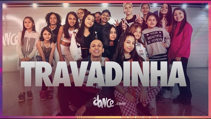 Travadinha - Taby (Coreografia Oficial) Dance Video
