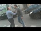 ДРАКА в центре Москвы. Итальянская версия «Ломай меня полностью»