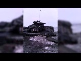 Дебальцево подбитые танки ДНР   Украина