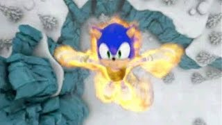 Sonic Boom: Fire Ice - The Movie [All Cutscenes Boss Battles]