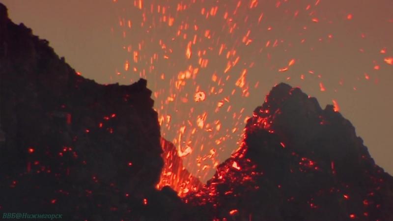 BBC «Вулканы из глубин космоса» (Научно-познавательный, астрономия, 2017)