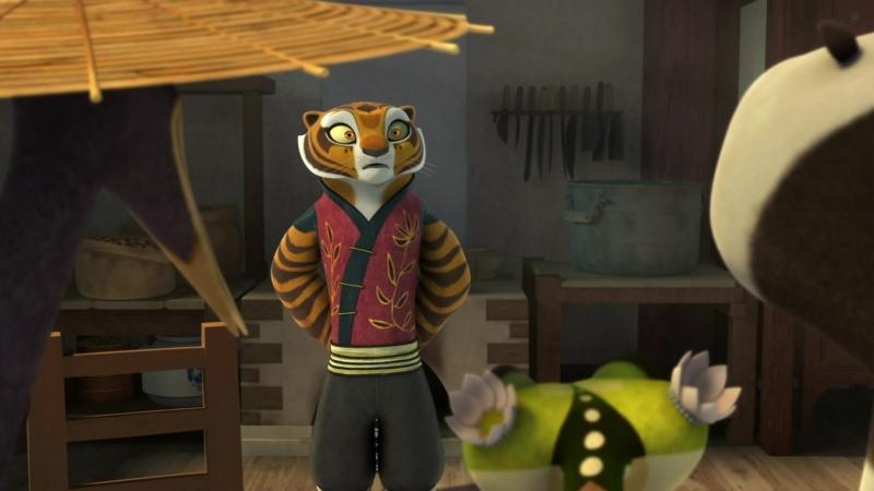 Тигрица о полуночном страннике