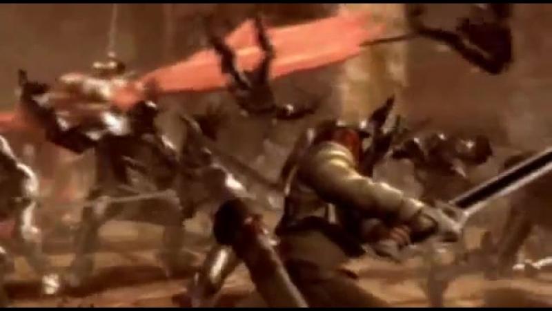 Drag-on dragoon