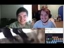 Мэддисон смотрит как Убермаргинал смотрит топовые моменты Twitch