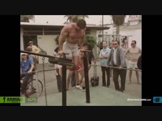 Arnold schwarzenegger olympia bodybuilding