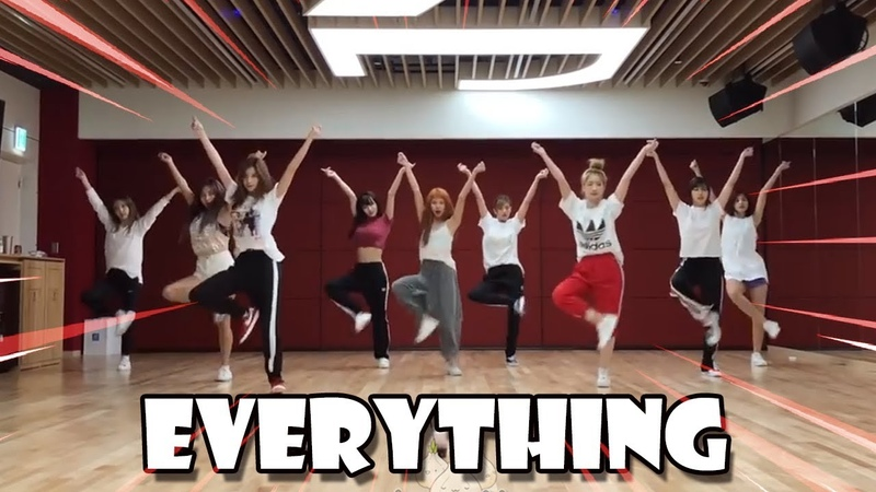 EVERYTHING GOES WITH TWICE DTNA (no commentary)