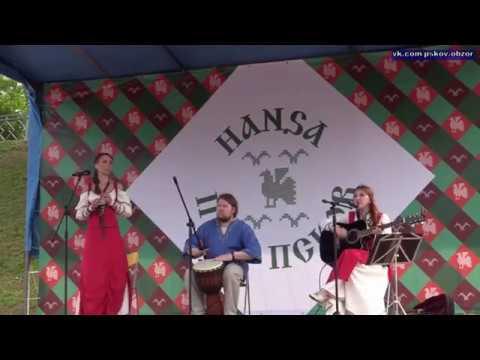 Фестиваль Исторической кухни (г. Псков 16 июня 2018)