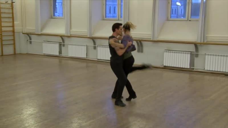 Igor Moiseyev Ballet - Лаура Роатта о премьере _Tango Del Plata__1855506261160575