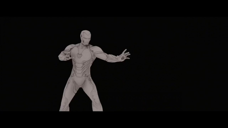 Watch how Iron Spiders suit, Ebony Maw, and more were digitally created in this new AVENGERS INFINITY WAR VFX breakdown! 12