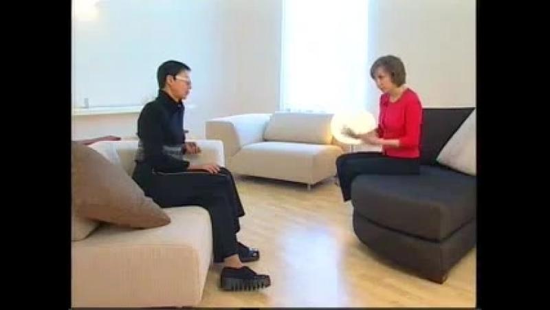 Квартирный вопрос НТВ 20 10 2001 Кабинет для Ирины Хакамада