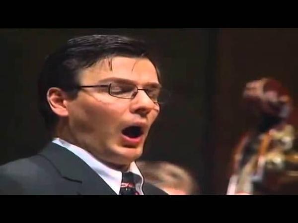 Andreas Scholl - Largo di Handel - Ombra mai fu - Aria da Xerxes, HWV 40