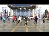 Чебоксары. Репетиция на Красной площади