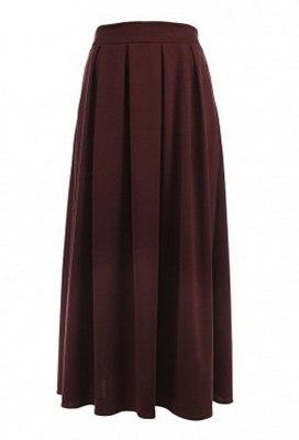 Как носить длинную юбку зимой? ЧИТАЙТЕ ЗДЕСЬ ➤