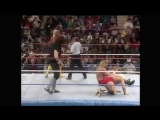 Hogan &amp Sid Justice vs Undertaker &amp Ric Flair Main Event 1992