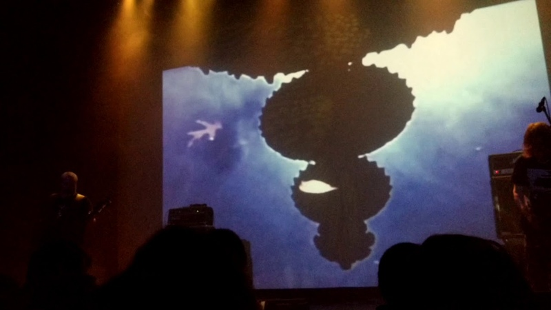 GODFLESH – Post Self [The Oriental Theater, Denver, CO, 7-12-2018]