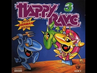 Happy Rave 3 Complete 13915 Min Rare Full Happy Hardcore (High Quality HD HQ 1996)