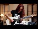 Deep Purple Burn solo by Gretchen Menn
