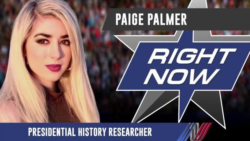 What Will Be Trump's Greatest Legacy Ask Me Anything w PAIGE PALMER AMA RIGHT NOW Podcast