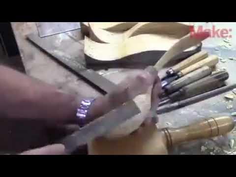 Ağaç ahşap işleme sanatı