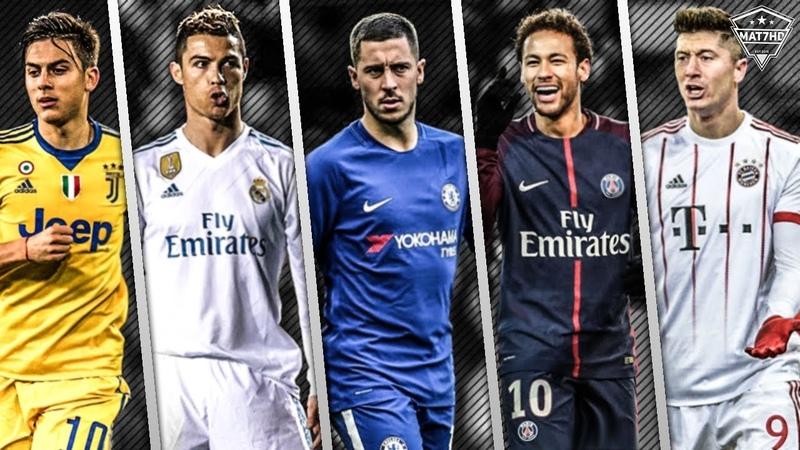 Best Football Skills Mix 2018 - Ronaldo, Neymar, Dybala, Messi, Mbappe, Hazard More | HD