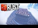 РЕЙД ОЧЕНЬ ЗАЩИЩЕННОГО ДОМА В ЗИМНЕМ БИОМЕ! - RUST RAID 210
