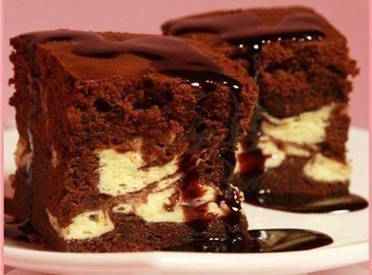 Творожный торт фото кекс