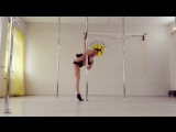 Polesport, pole tricks _ Kazachenko Svetlana