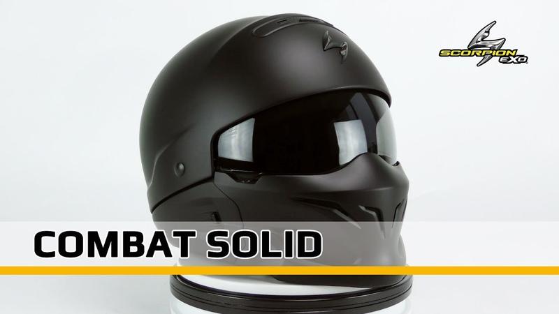 Scorpion EXO Combat Solid - 360° Oram