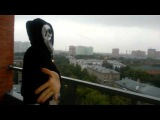 STUDIA YEEEZHIK - Прогноз погоды  на балконе 2 часть ДОМ С ПАРАНОРМАЛЬНЫМИ ЯВЛЕНИЯМИ