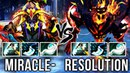 Different Heroes with Same Build Miracle Sand King vs Resolution Shadow Fiend Dota 2