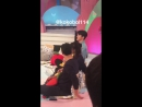 [LQ FANCAM] 171022 `Hello Counselor` Recording @ EXO's Sehun and Suho