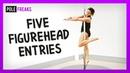 Five Entries into a Figurehead Pole Move