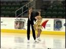Joylyn Yang & Jean-Luc Baker - Short Dance 2011-2012 Season