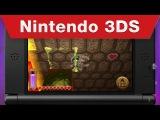 The Legend of Zelda A Link Between Worlds | Геймплейный трейлер